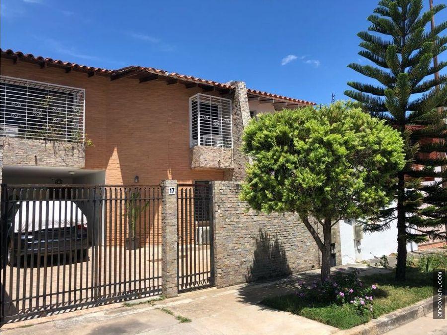 ancoven premium vende casa en calle cerrada trigal norte
