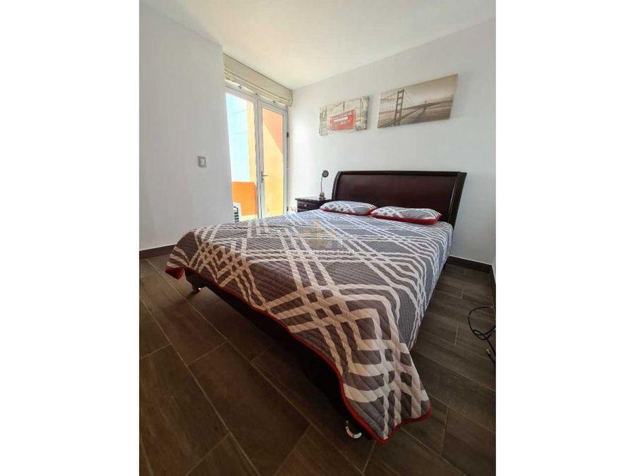 apartamento moderno amueblado en guachipelin de escazu