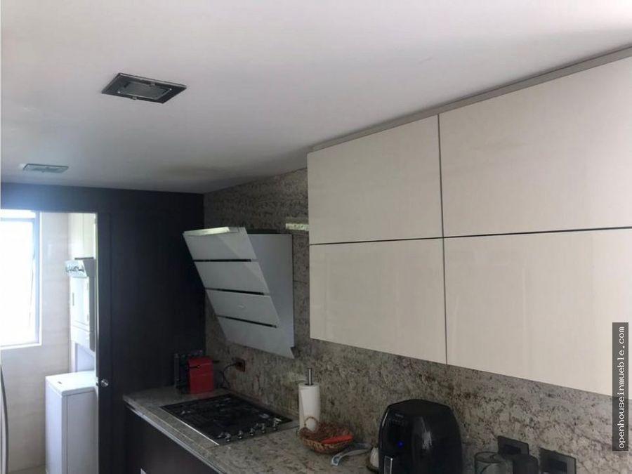 apartamento moderno urb los naranjos caracas