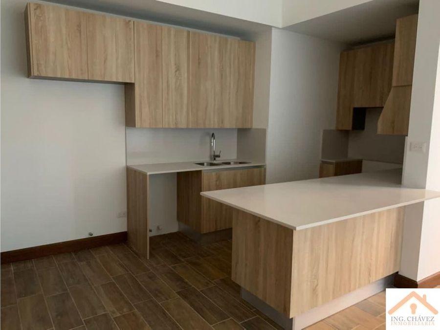 alquilo apartamento nuevo zona 10