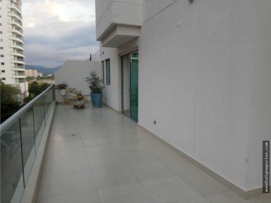 apartamento duplex primera linea del mar pozos colorados 001