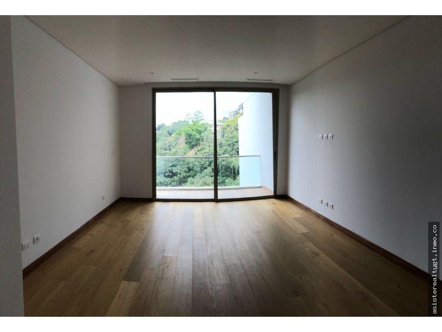 apartamento acantos de cayala en renta