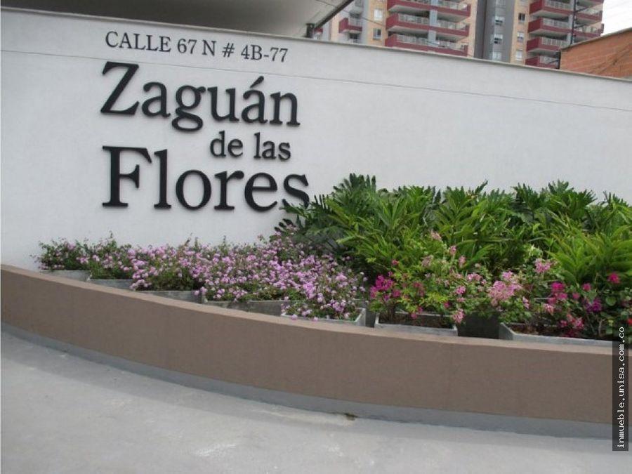 apartamento alquiler unidad zaguan de las flores prospecto 2394