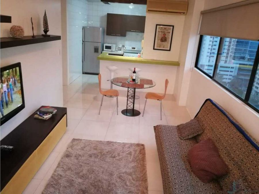 apartamento amoblado marbella ph royal center 1rec