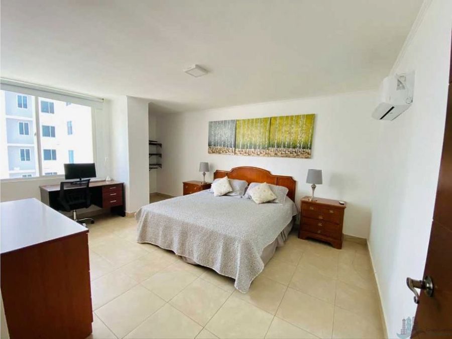 apartamento amoblado obarrio ph sunrise tower 2reccbe