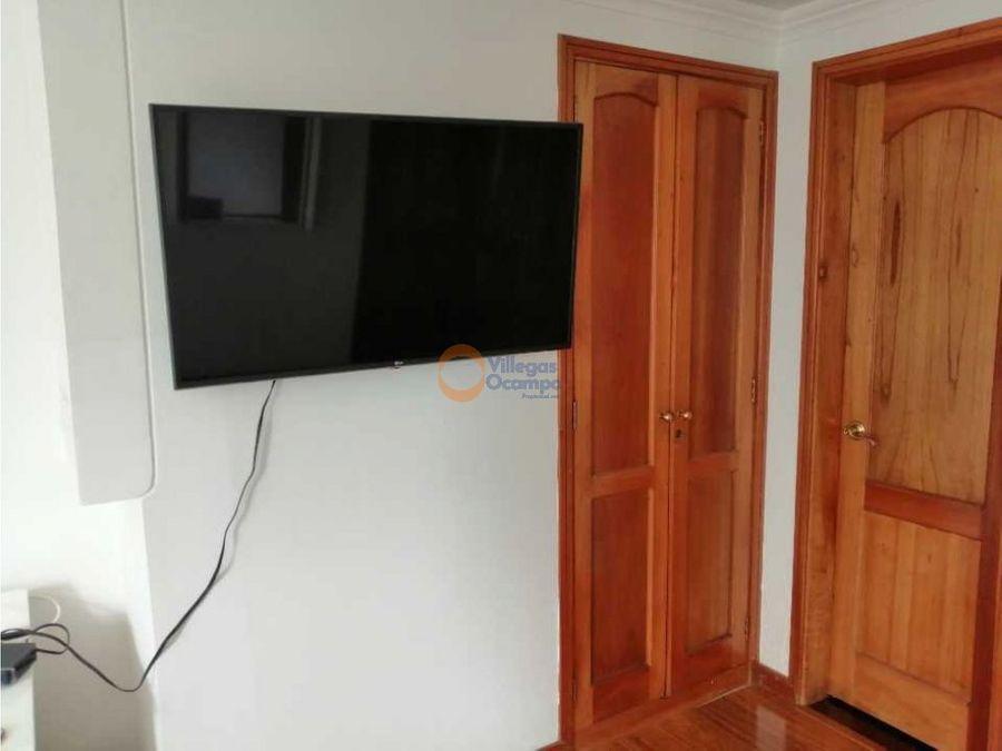 apartamento amoblado alquiler el cable manizales