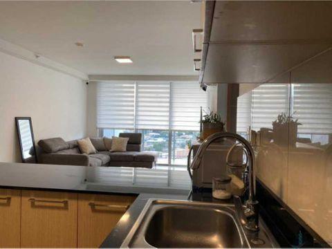 apartamento amoblado carrasquilla ph torres de castilla 2rec