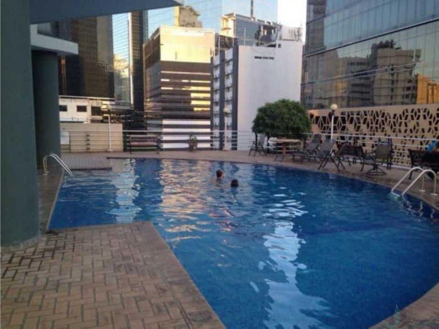 apartamento amoblado en marbella ph vista tower 3 rec 3 banos cbe