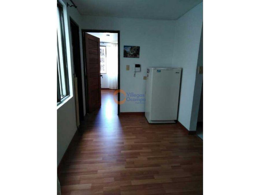 apartamento amoblado en alquiler en palermo manizales