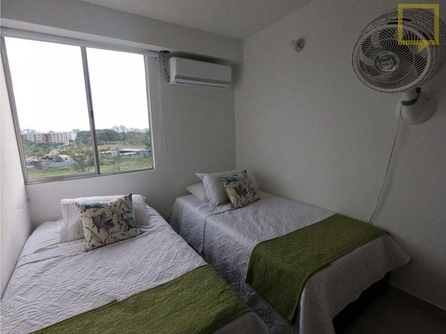 apartamento amoblado en arriendo monteria