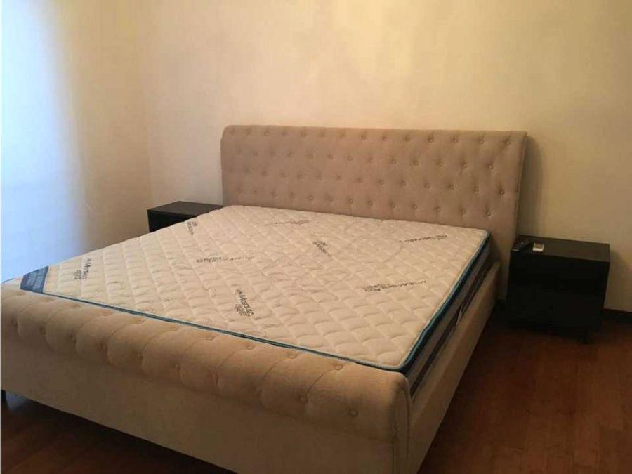 apartamento amoblado en distrito 4 guachipelin
