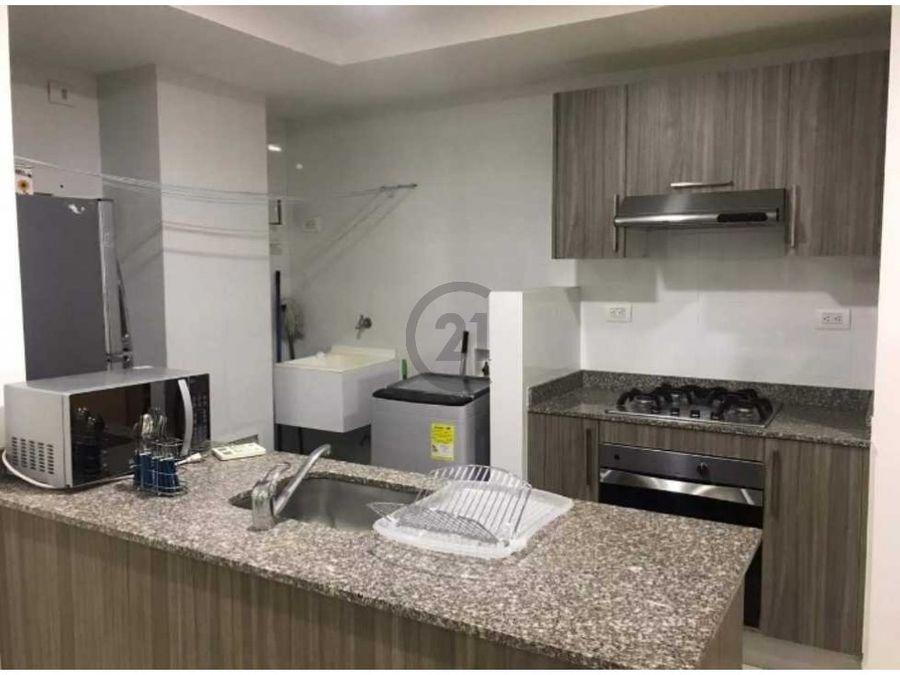 apartamento amoblado en el norte de barranquilla