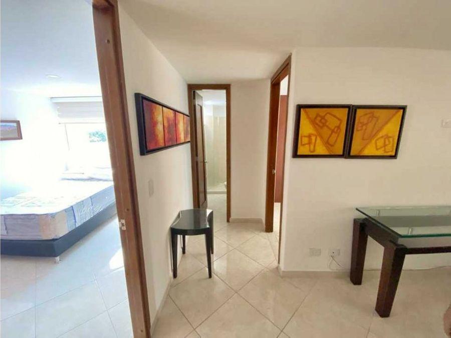 apartamento amoblado en laureles para la venta
