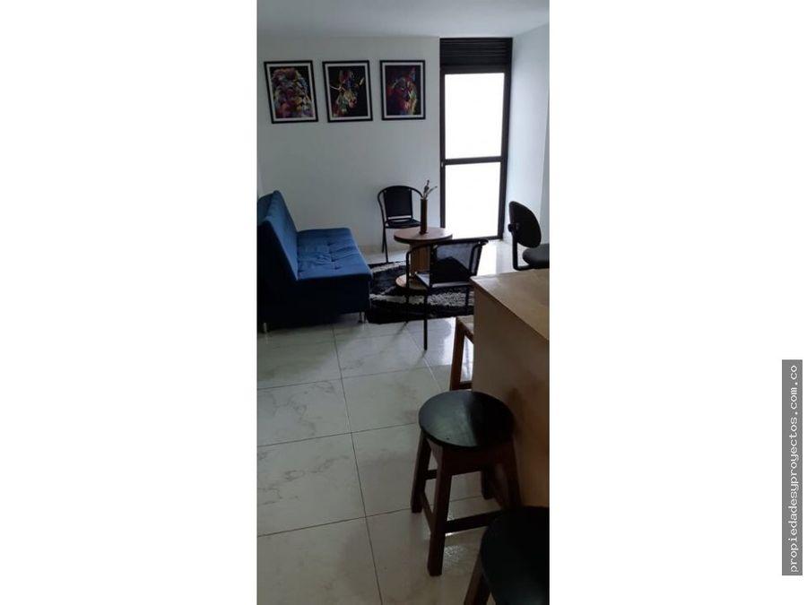 apartamento amoblado en arriendo en sabaneta