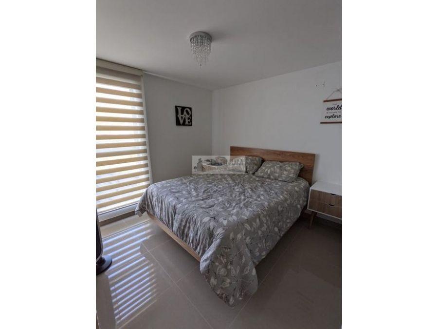 apartamento amoblado en venta en alfaguara jamundi jc
