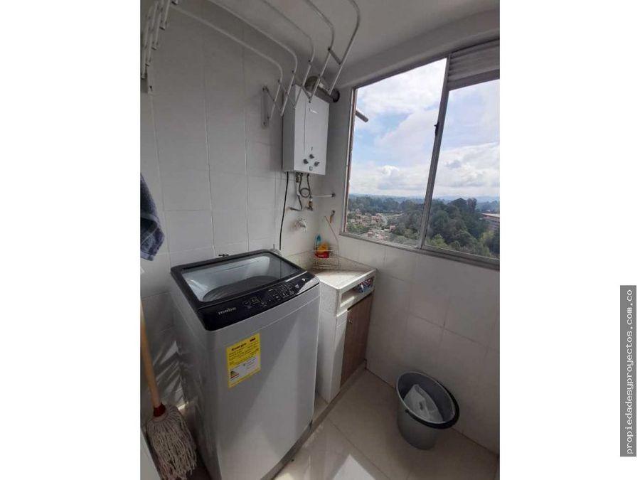 apartamento amoblado para arriendo en rionegro sector uco
