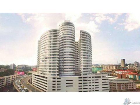 apartamento amoblado ph bay view 2rec av balboa