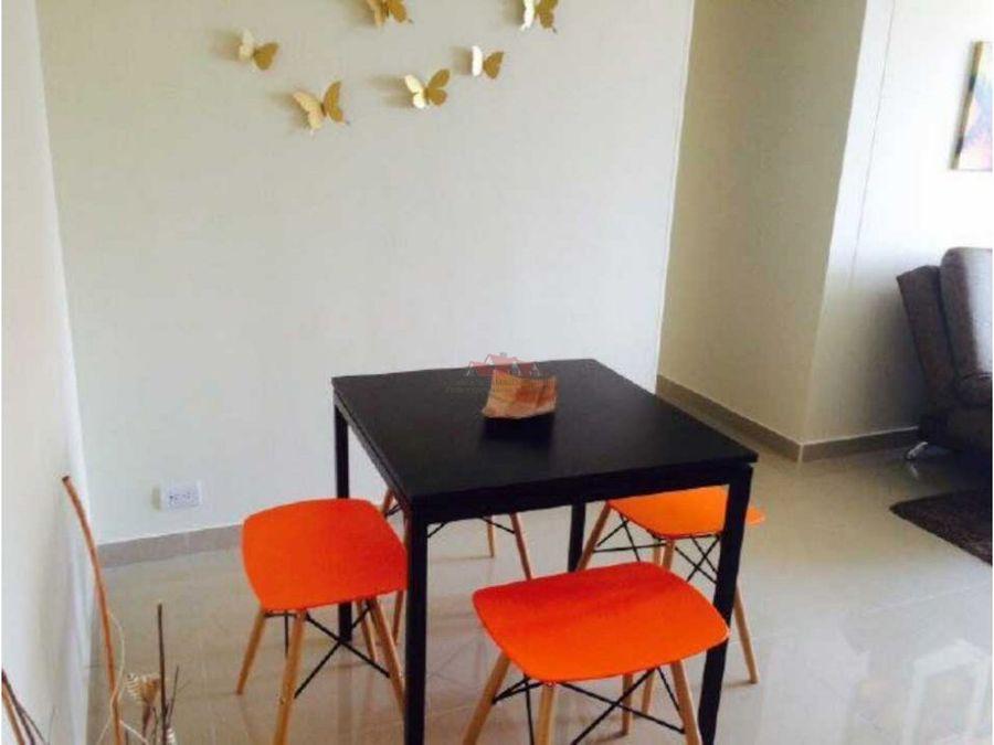 apartamento amoblado sector los colores