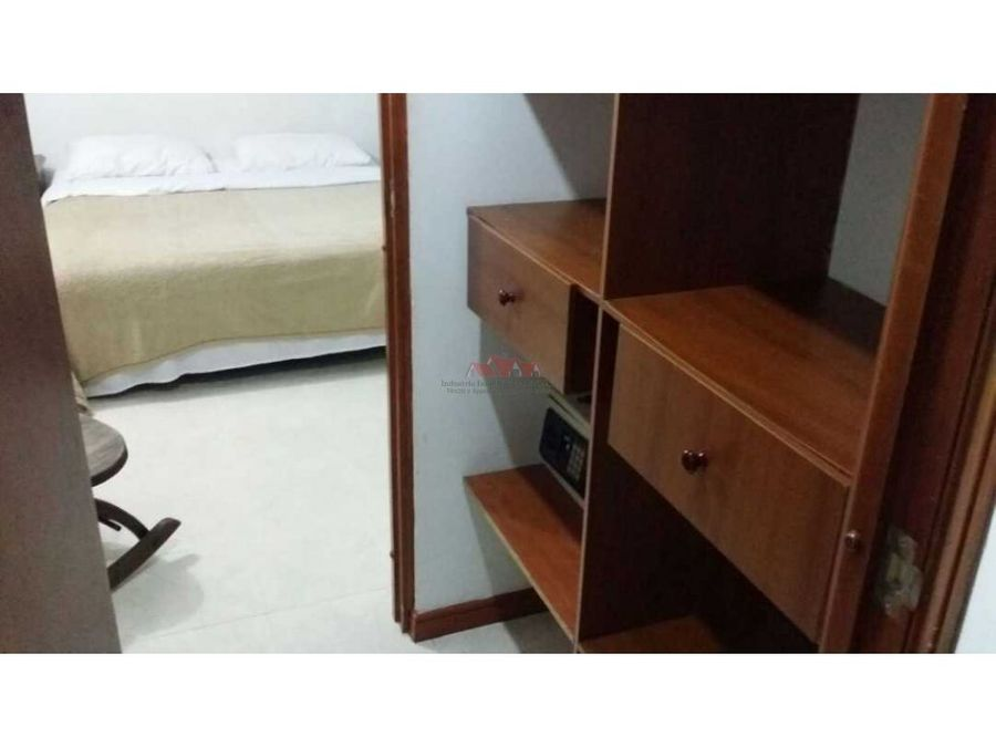 apartamento amoblado sector pobado