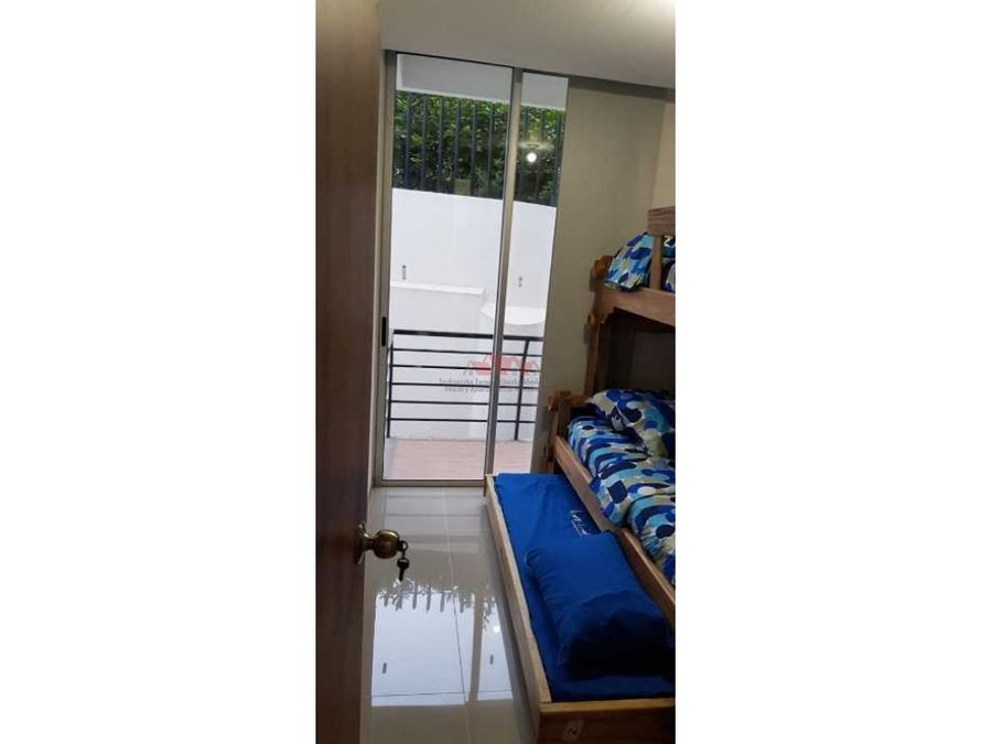 apartamento amoblado sector san jeronimo
