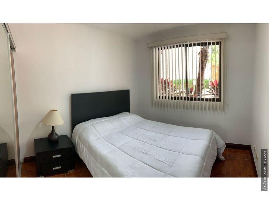 apartamento amoblado venta 149000