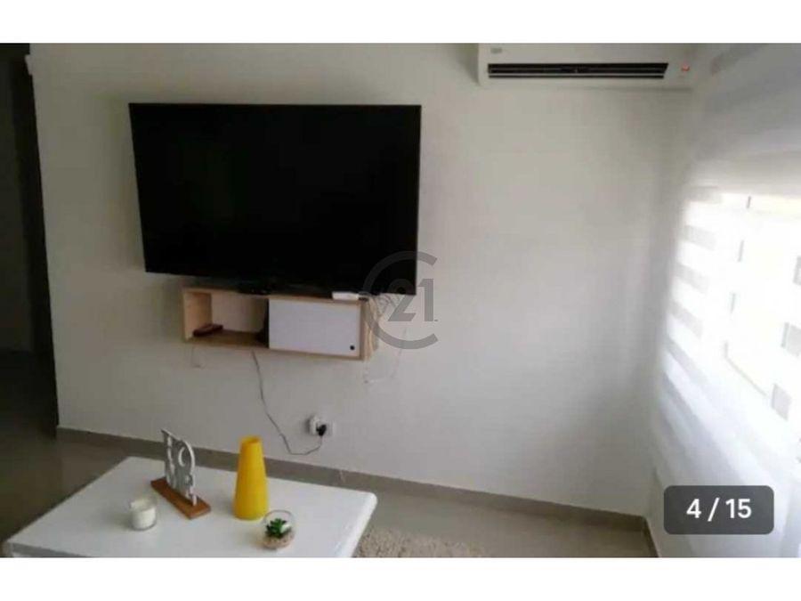 apartamento amplio y bien ubicado