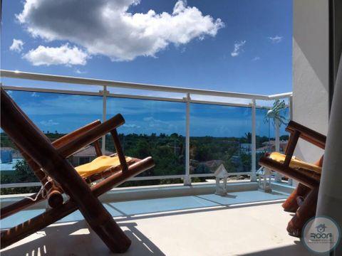 apartamento amueblado 2 habitaciones en bayahibe