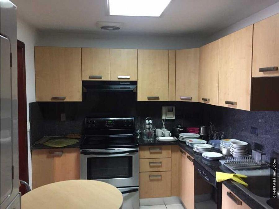 apartamento amueblado zona 10 1