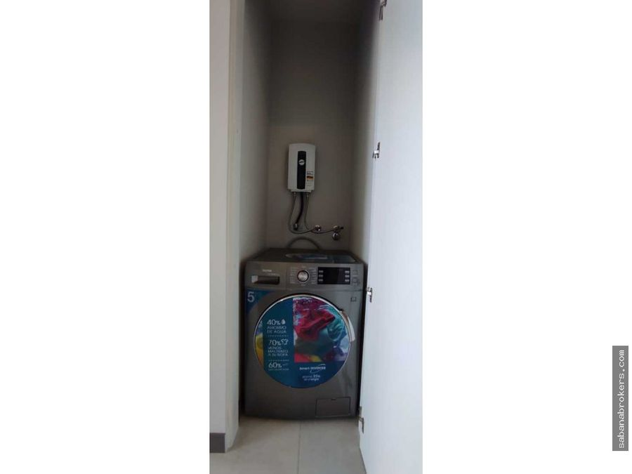 apartamento amueblado con vista en rorhmoser