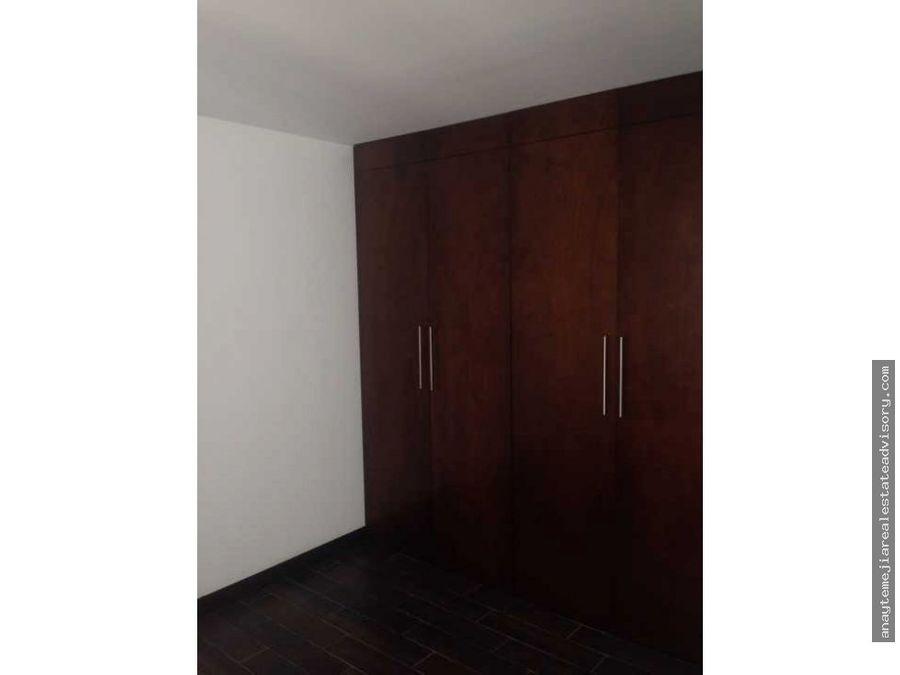 apartamento amueblado en renta en attica ii z14