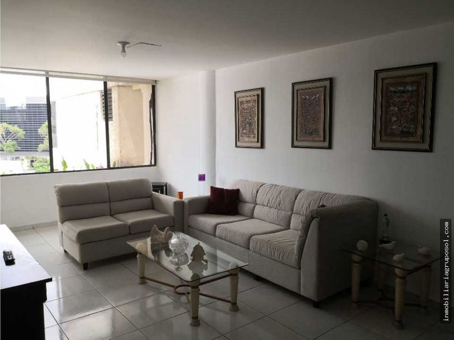 apartamento amueblado en alquiler san benito