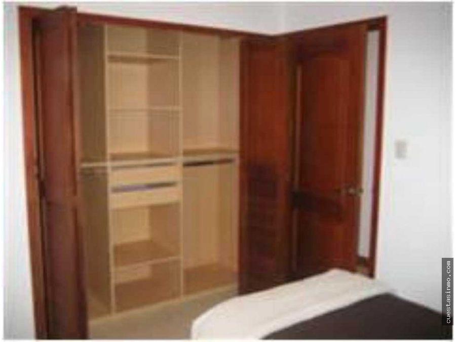 apartamento amueblado en renta zona 10 directo