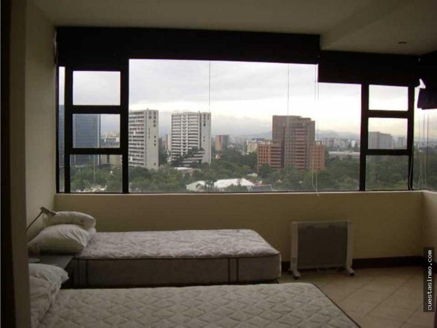 apartamento amueblado en renta milenia zona 10 1