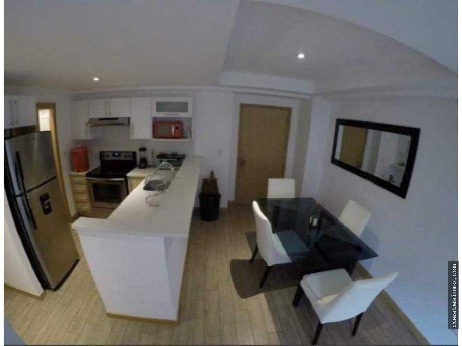 apartamento amueblado en renta zona 14 1