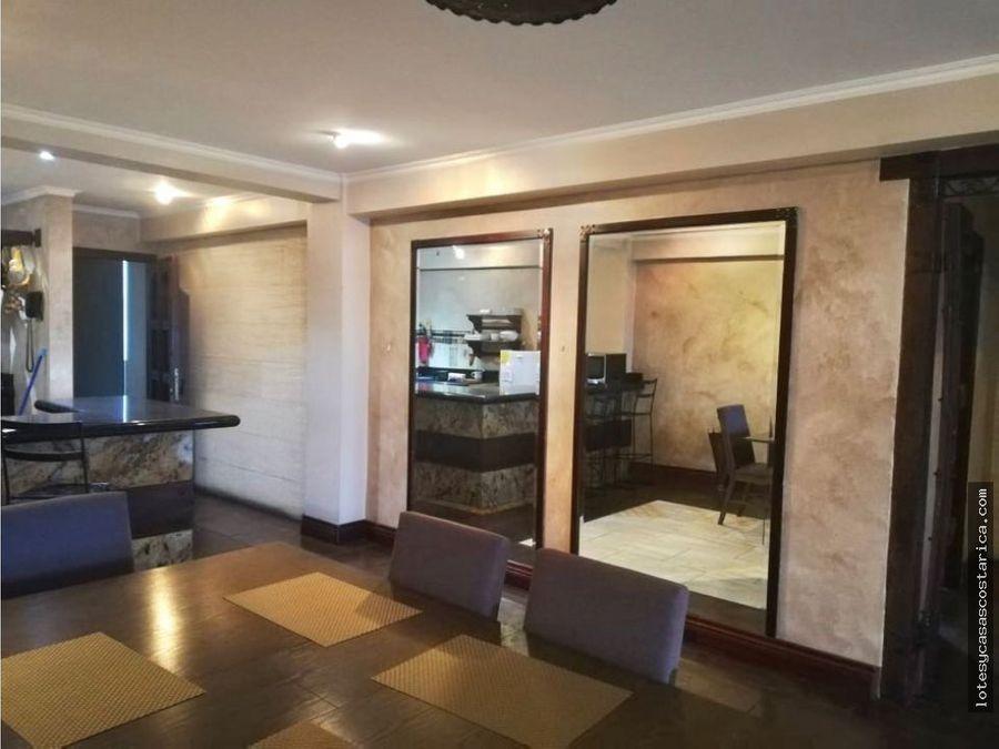 apartamento amueblado para alquiler