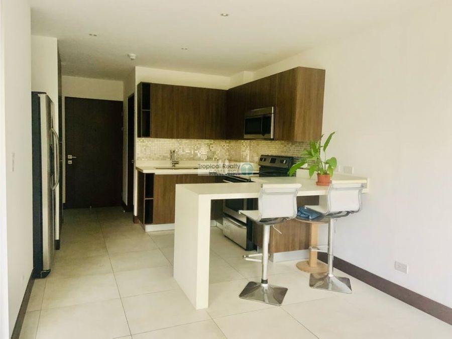 apartamento amueblado para alquiler en condominio montesol