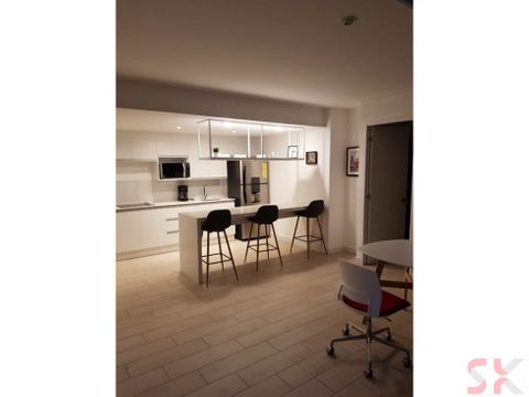 apartamento amueblado y equipado para estrenar en quo