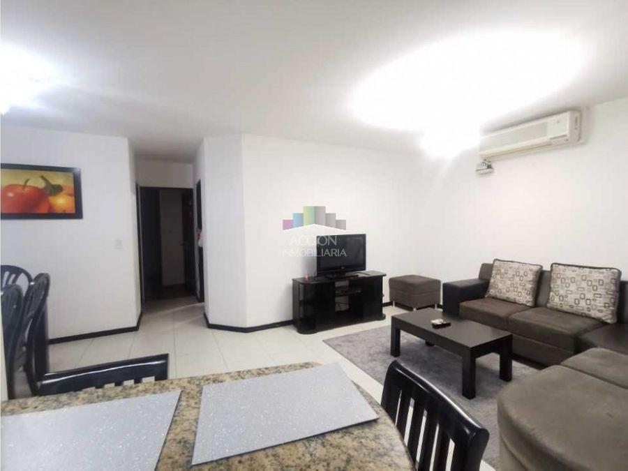 apartamento amueblado sabana
