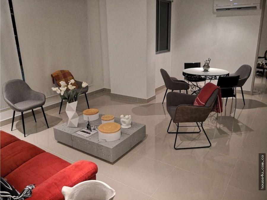 apartamento arriendo amoblado barranquilla buenav
