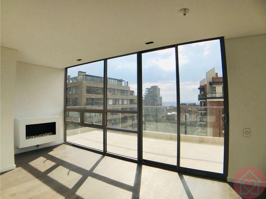 apartamento arriendo cabrera terraza bogota