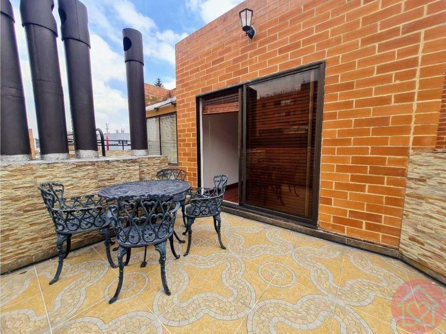 apartamento arriendo cedritos terraza bogota