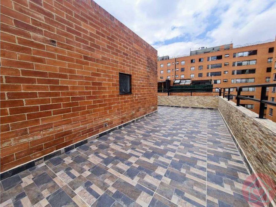 apartamento venta cedritos terraza bogota