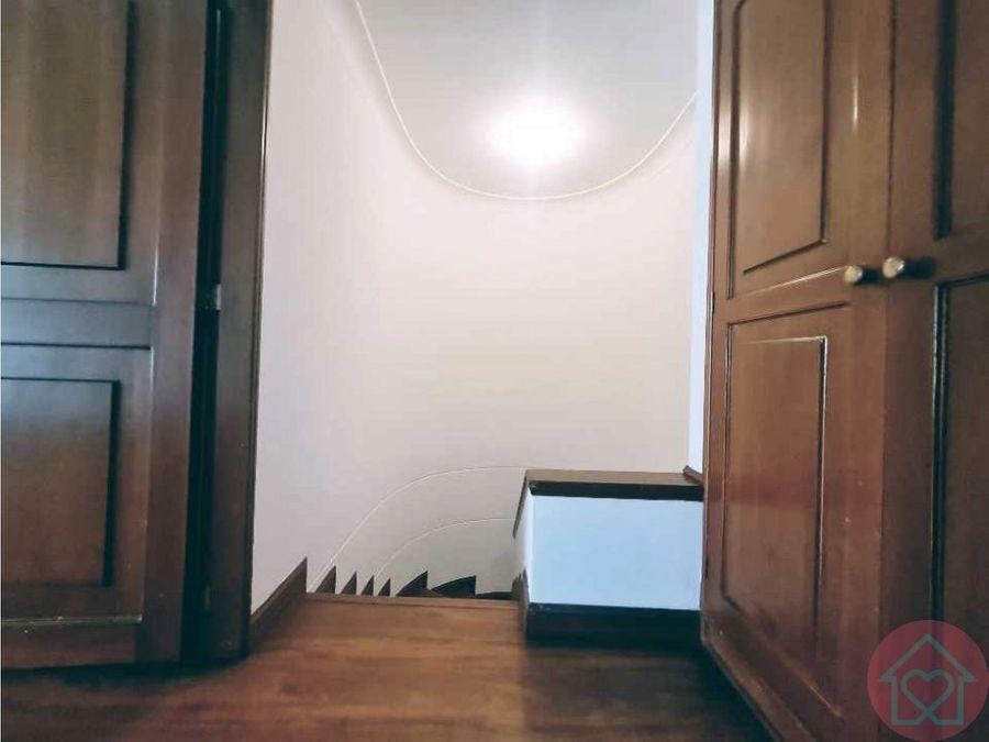 apartamento arriendo chico navarra terraza bogota
