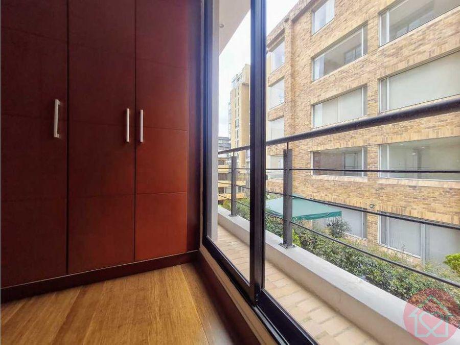 apartamento arriendo chico navarra balcon bogota