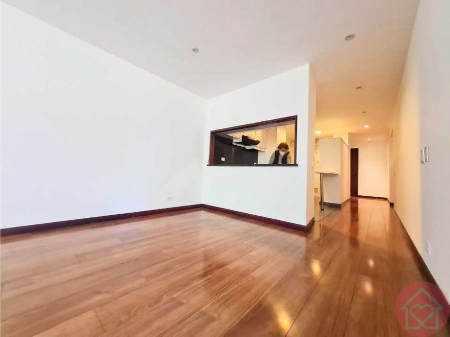 apartamento arriendo chico terraza bogota