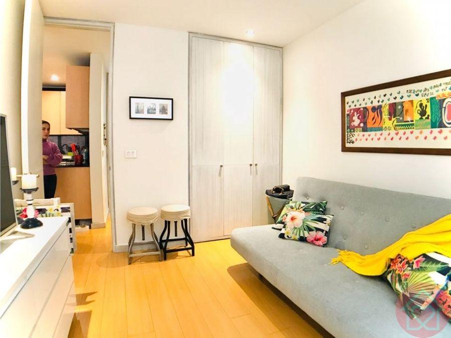 apartamento arriendo el refugio bogota
