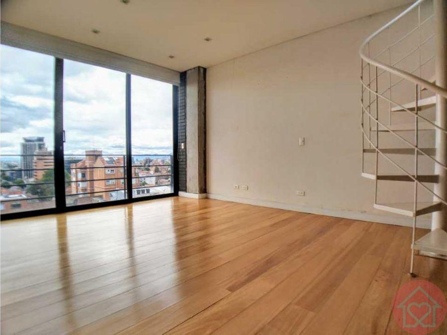 apartamento arriendo chapinero alto terraza