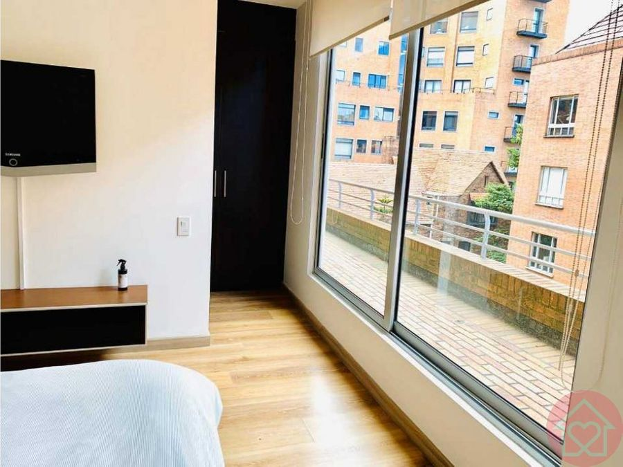 apartamento arriendo rosales amoblado bogota t