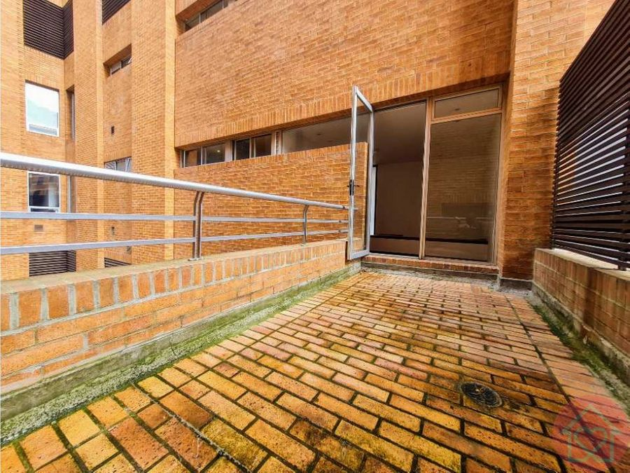 apartamento arriendo rosales terraza bogota