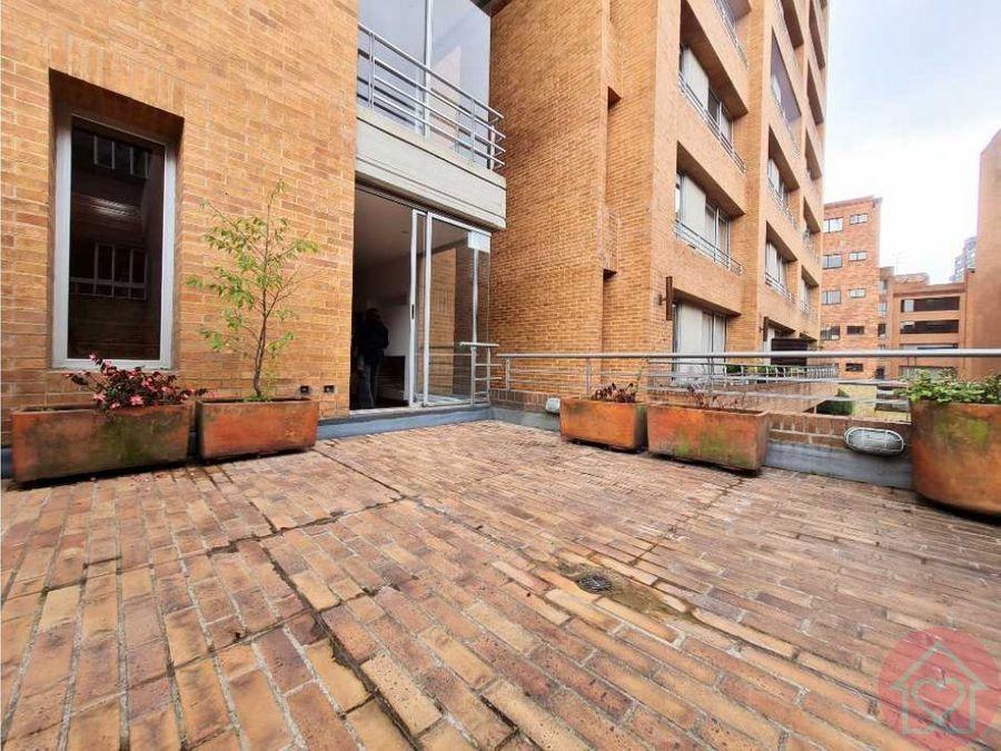 apartamento arriendo rosales terraza bogota t